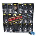Centro de Medição EDP 15 Medidores Policarbonato Montado - kit Completo Cod: 4499