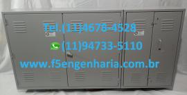 Trifásico Enel categoria C7 125A Cod:489  Caixa M