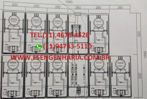PROJETO ELÉTRICO 9 ENEL Cod:111