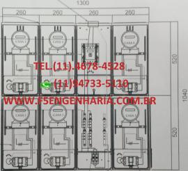 PROJETO ELÉTRICO 6 ENEL / EDP Cod: 108