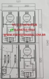 PROJETO ELÉTRICO 3 ENEL Cod:2831