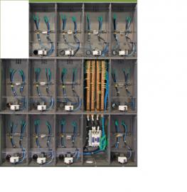 Padrão ELEKTRO para 12 Medidores Categoria B1 - Policarbonato Cod: 3835