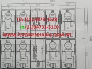 PROJETO ELÉTRICO 8 ENEL Cod:110